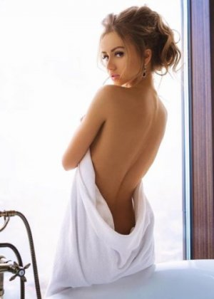 Maylin escorts in Chesterfield and sex dating